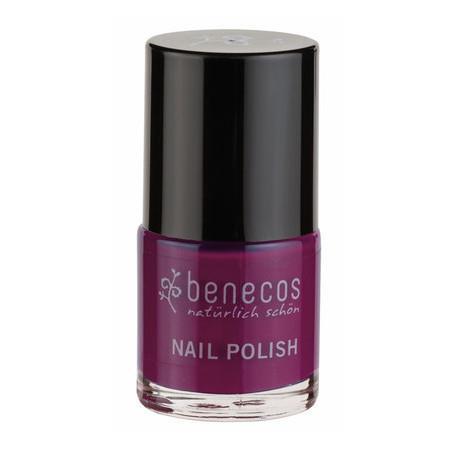 Image of Benecos Happy Nails Nail Polish - Desire - 9ml