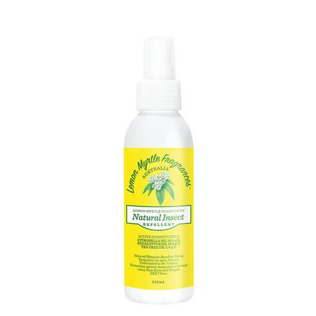 Image of Lemon Myrtle Fragrances Outdoor Protection Spray - 125ml