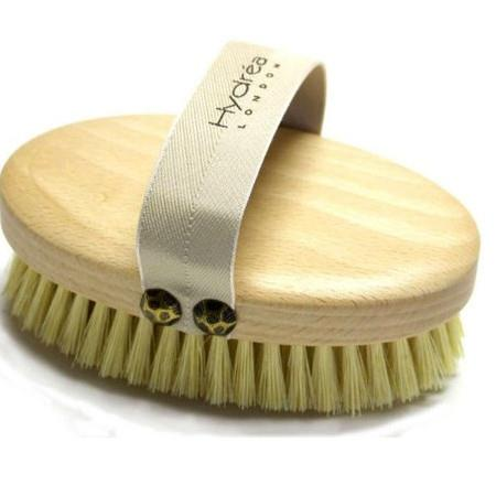 Image of Hydrea Vegan Dry Body Brush - Deluxe