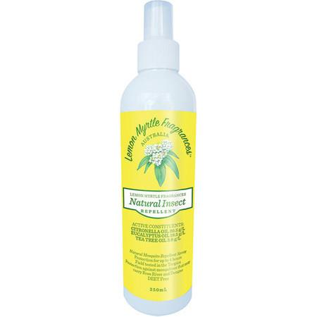 Image of Lemon Myrtle Fragrances Outdoor Protection Spray - 250ml