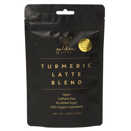 Image of Golden Grind Turmeric Blend - Hero - 100g