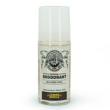 Image of The Bearded Chap - Deodorant - Lemon Myrtle - 50ml