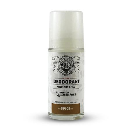 Image of The Bearded Chap - Deodorant - Spice - 50ml