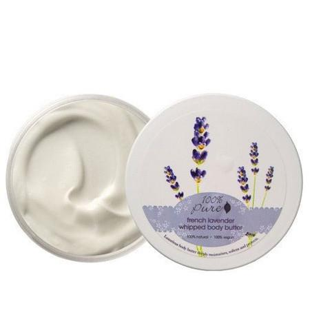 Image of 100% Pure French Lavender Whipped Body Butter - 96g