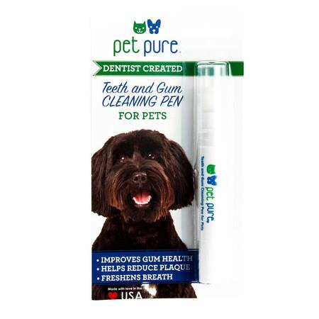 Image of Dr Brite Pet Pure Teeth and Gum Cleaning Pen - 1 pen