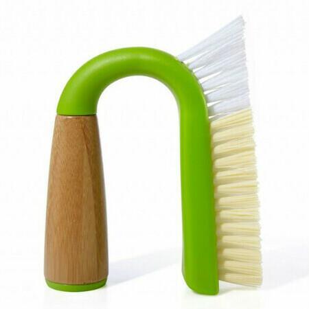 Image of Full Circle Grunge Buster - Grout & Tile Brush - 1 Brush