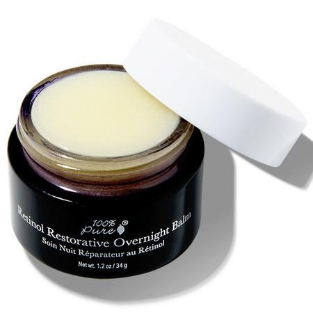 Image of 100% Pure Retinol Restorative Overnight Balm - 34g