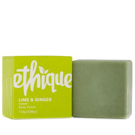 Ethique Lime & Ginger Body Polish - 110g