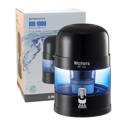 Image of Waters Co BIO 1000 Black Edition 10 Litre Bench Top Water Filter - Bench Top 10 Litre