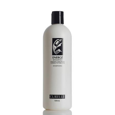 Image of Curelle Energe Natural Volumising Shampoo - *Large* 500ml