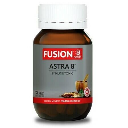 Image of Fusion Health Astra 8 Immune Tonic - 120 Tablets
