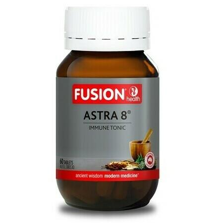 Image of Fusion Health Astra 8 Immune Tonic - 60 Tablets