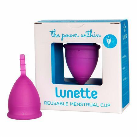 Image of Lunette Menstrual Cup - Purple - Model 1 - 25ml - Purple