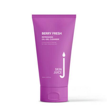 Image of Skin Juice Berry Fresh Healthy Skin Cleanser - 150ml
