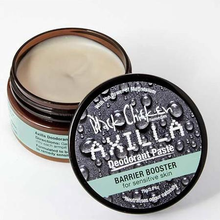 Image of Black Chicken Axilla Deodorant Paste - BARRIER BOOSTER - MINI TRAVEL SIZE 15g *Barrier Booster*