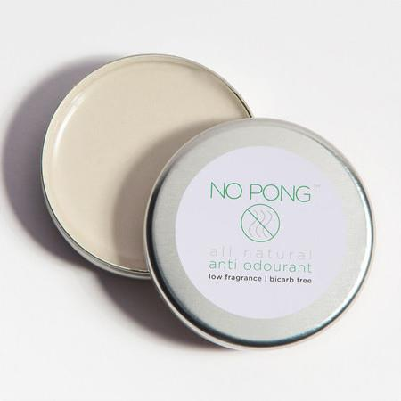 Image of No Pong All-Natural Anti-Odourant - BICARB FREE - *BICARB FREE* 35g