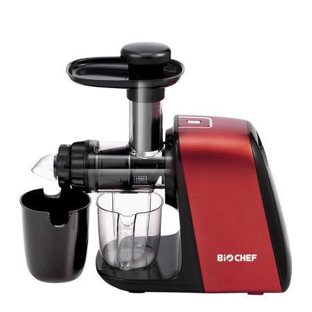 Image of BioChef Axis Compact Cold Press Juicer - Red