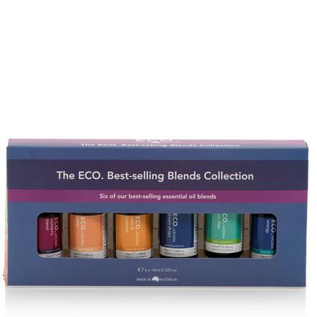 Image of ECO. AROMA Best-selling Blends Collection - 6 X 10 ml bottles