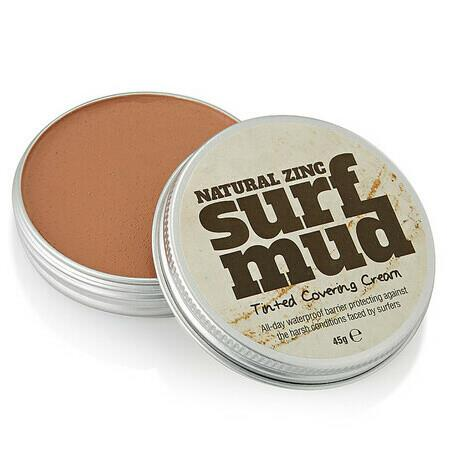 Image of Surfmud™ Natural Zinc Tinted Covering Cream - 45g