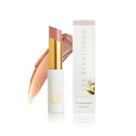 Image of Luk Lip Nourish - Chai Shimmer - *New Packaging - Boxed* 3g