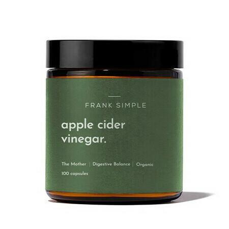 Image of Life Botanics Apple Cider Vinegar Capsules - 100 Capsules