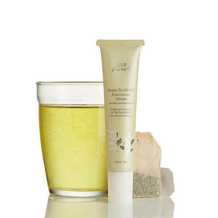 Image of 100% Pure Green Tea EGCG Concentrate Cream - 40ml