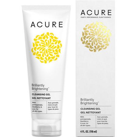 Image of Acure Facial Cleansing Gel - 118ml