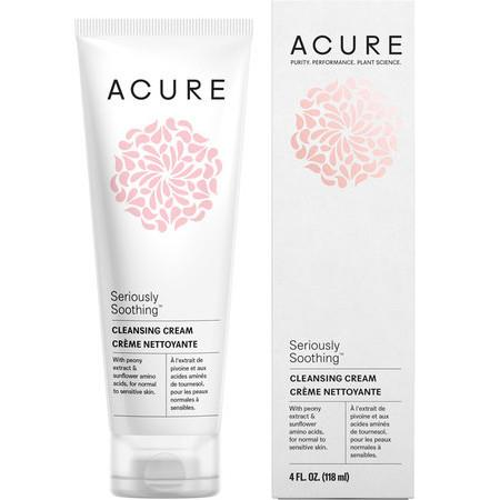 Image of Acure Sensitive Facial Cleanser - 118ml