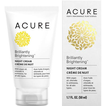 Image of Acure Night Cream - 50ml