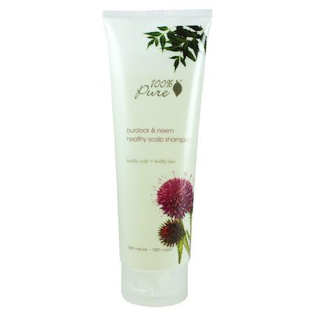 Image of 100% Pure Healthy Scalp Shampoo - 236ml