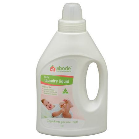 Image of Abode Natural Laundry Liquid Baby - 2 Litre