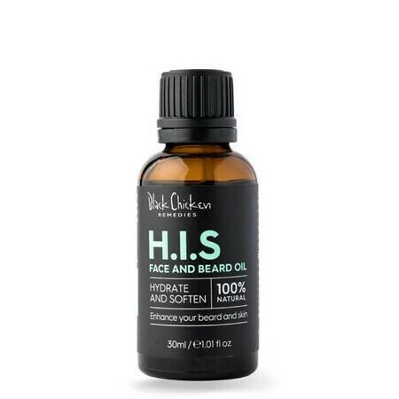 Image of Black Chicken Remedies Beard Oil - 30ml