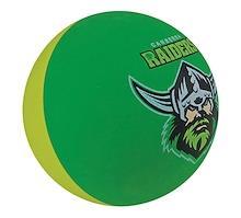 Steeden Canberra Raiders High Bounce Ball 12 Pack