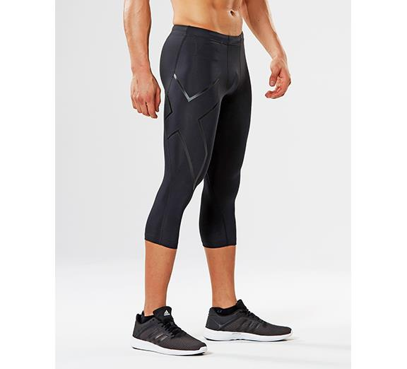 Image of 2XU Compression 3/4 Tights Mens