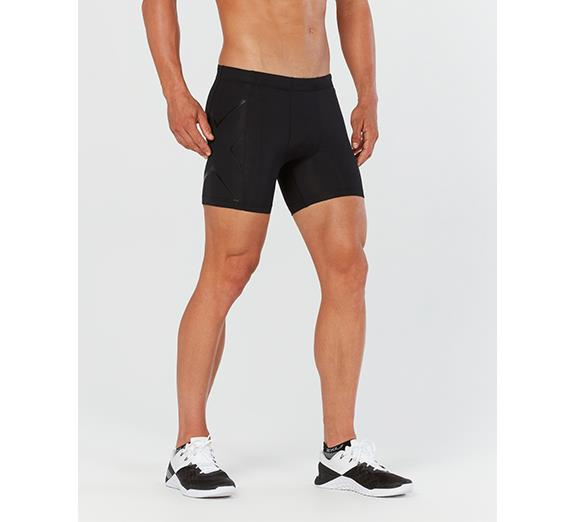 Image of 2XU Compression 1/2 Shorts Mens