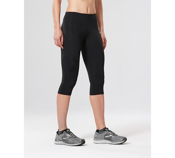 Image of 2XU Compression 3/4 Tights Womens
