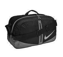 Nike Run Duffel Bag 34 Litre Black Silver