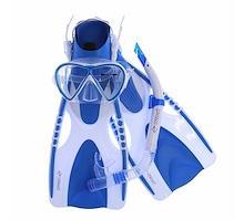 OZTrail Adult 3 Piece Snorkelling Set S/M
