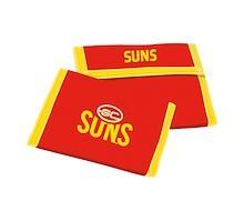 Gold Coast FC Suns Velcro Wallet