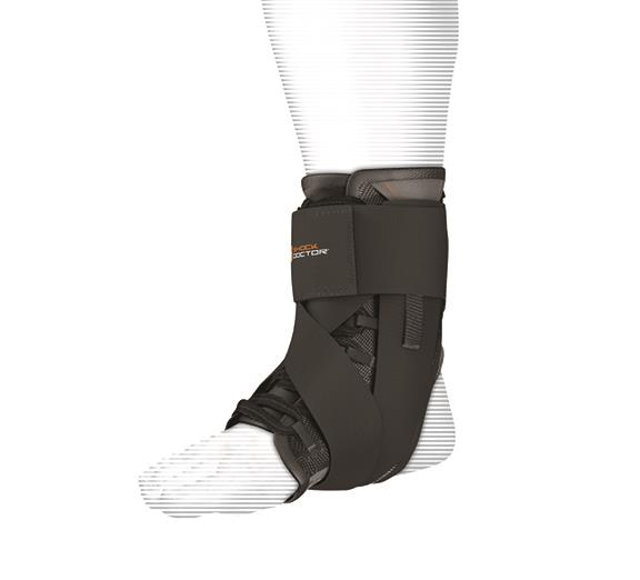 Shock Doctor Ultra Wrap Lace Ankle