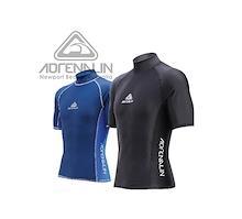 Adrenalin Mens Short Sleeve Rash Vest