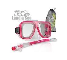 Land and Sea Bermuda Snorkel Set