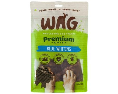 Image of Wag Blue Whiting 200g