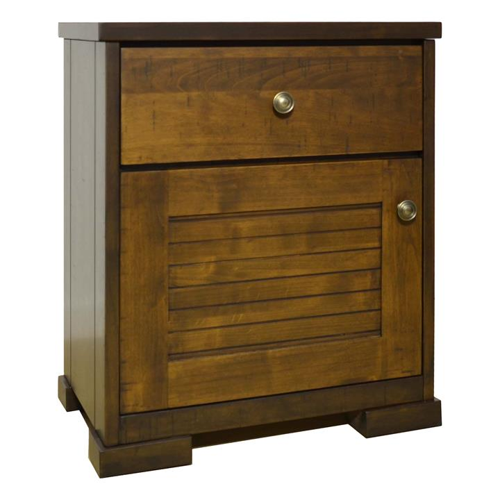 Ansley Mountain Ash Timber Bedside Table