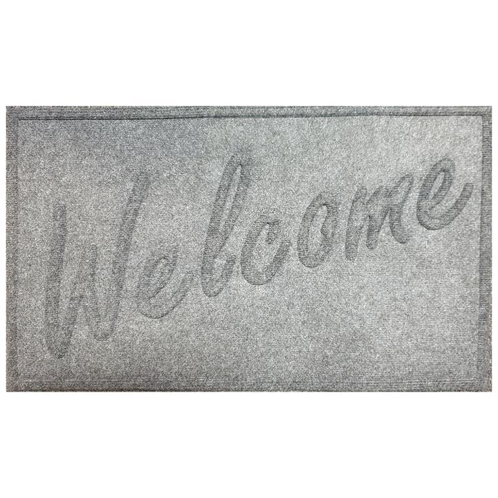 Big Welcome Doormat, 75x45cm