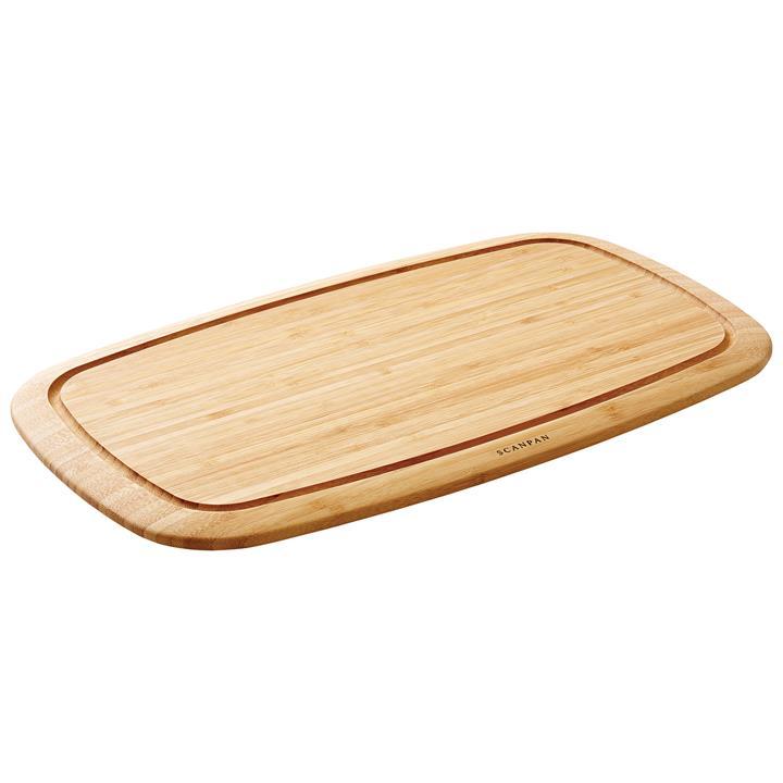 Scanpan Bamboo Carving Board, 50x30cm
