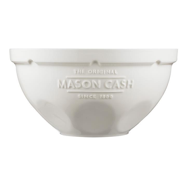 Mason Cash Ceramic Grip Stand Mixing Bowl, 29cm