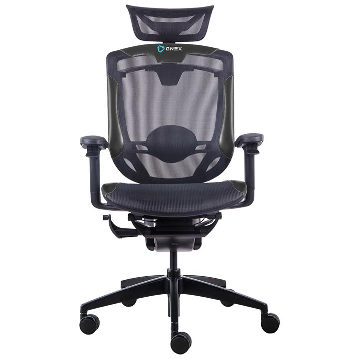 ONEX GT07-35 Marrit Ergonomic Gaming / Office Chair, Black