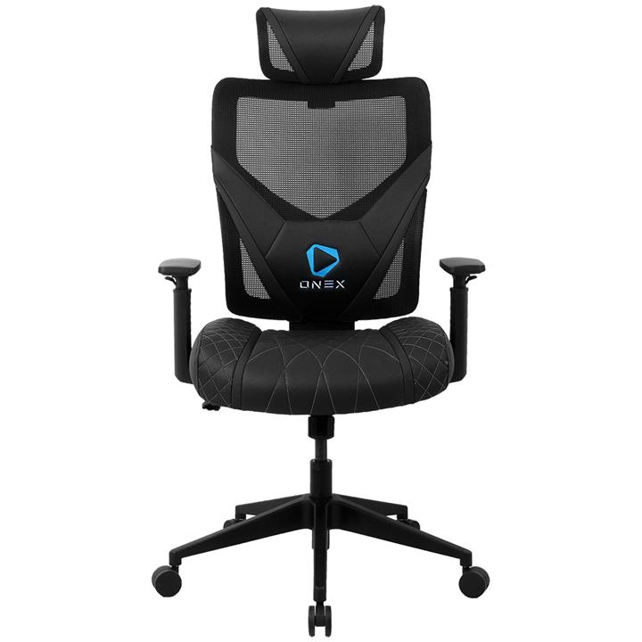 ONEX GE300 Breathable Ergonomic Gaming Chair, Black