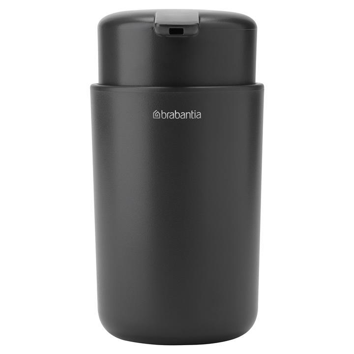 Brabantia Bathroom Soap Dispenser, Dark Grey
